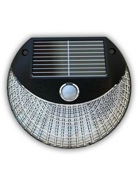 Solar Wall Light 2 WATT with Motion Sensor for outdoor