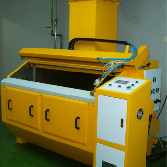 Recprocating,Plastic Parts Spray Painting Machine (F813OM806)