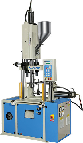 Hydraulic Clamping Vertical Injection Moulding Machine