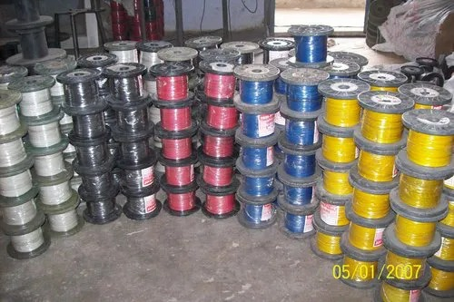 FIBRE GLASS WIRE