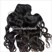Loose Wave Double Drawn Weft Hair Extension