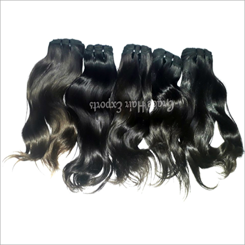 Silky Weft Hair Extension