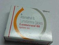 Artemether lumefantrine  tablet