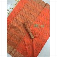 New Foil cotton saree