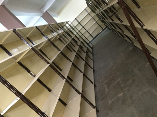 Slotted Angle Racking System