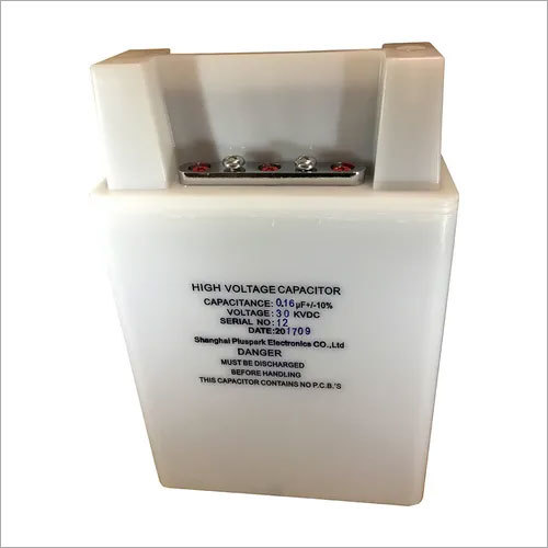 High Voltage Pulse Capacitor 30kV 0.16uF,HV Capacitor 160nF 30kV