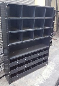Slotted Pigeon Hole Racks