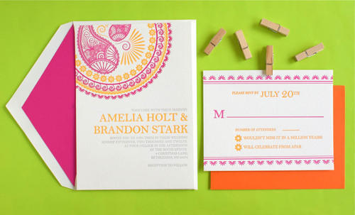 Innovative Wedding Card