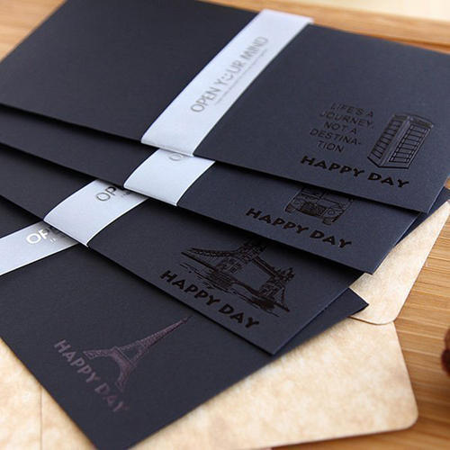 Envelope Cards Printing Services