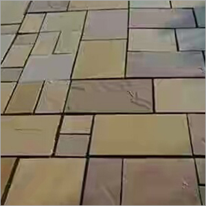 Natural Multicolor Paving stone
