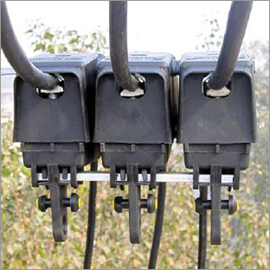 400A Pole Mounted Fuse Switch Disconnector