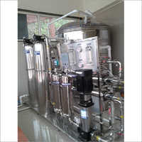 Fully SS Commercial RO Plant
