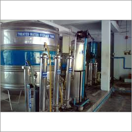 Packeged Drinking Water Plant
