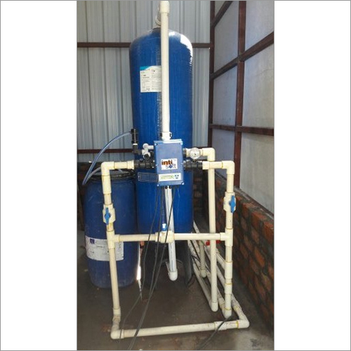 Commercial Water Softener Automatic