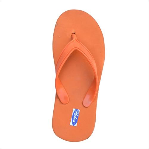 Mens Color Rubber Slipper