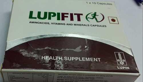 Aminoacid vitamin  minerals  capsules