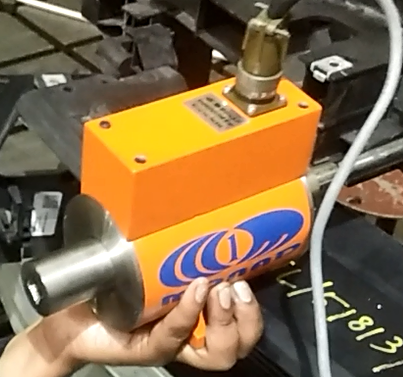 Slip Ring Type Rotary Torque Sensor