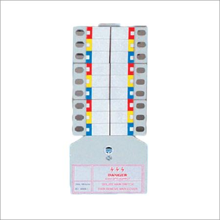 200A Din Type TP Busbar Distribution Unit