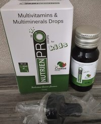 Multivitamins & Multiminerals Drops