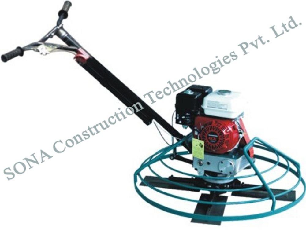 Concrete Power Trowel Electric - 3 Phase - DMR-1000