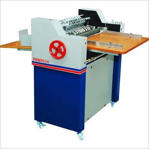 Creasing Paper Bag Machine
