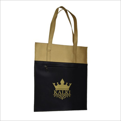 Rexine Shopping Carry Bag