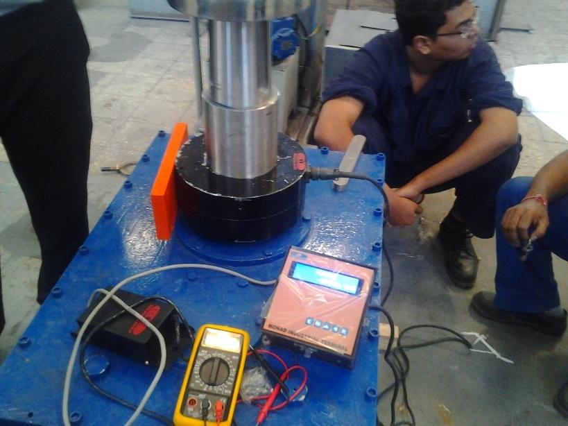 Clamp On Type Rotary Torque Sensor