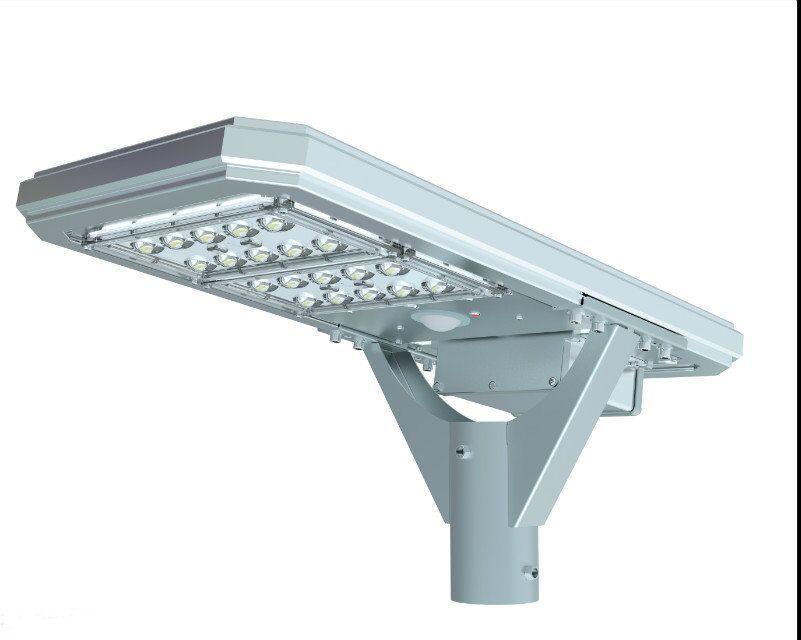 Solar Street Light 20 Watt With Motion Sensor for Outdoor