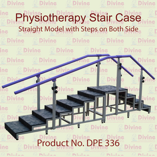 Physiotherapy Stair Case with Straight Model