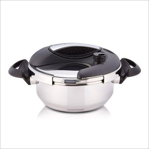 Pot and Pressure Cooker