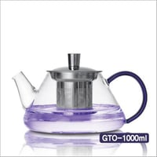 Heat Resistant Olive Type Teapot