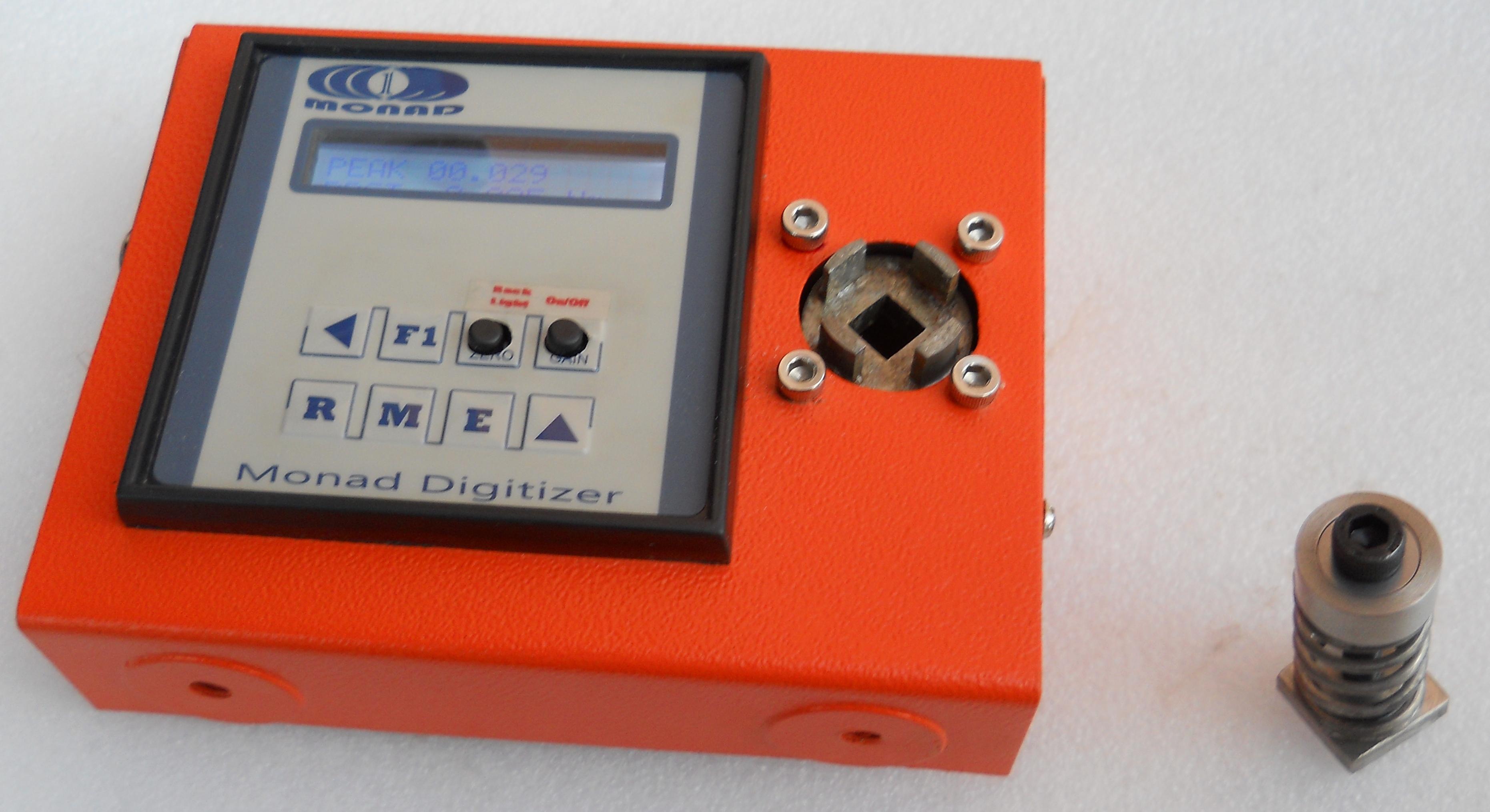 MTC Series Digital Torque Meter