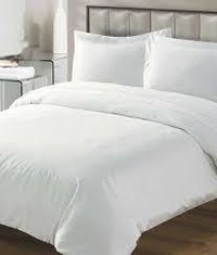 Plain Bed Sheet
