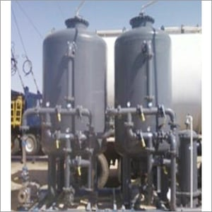 Industrial Water Filtration System