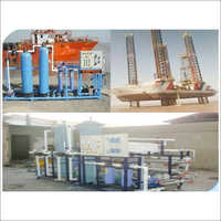 Seawater Desalination Water Treatment Plant