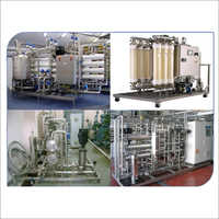 Pharmaceutical RO Water Plant