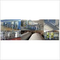 Commercial Water Treatment Plant Parts