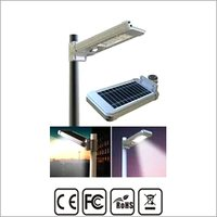 Solar Street Light 15 WATT With Motion Sensor for outdoor