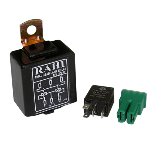 Headlight Micro Relay Main Fuse