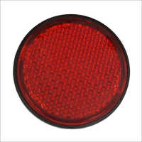 Round Plastic Car Light Reflector