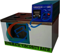Kinematic Viscosity Bath