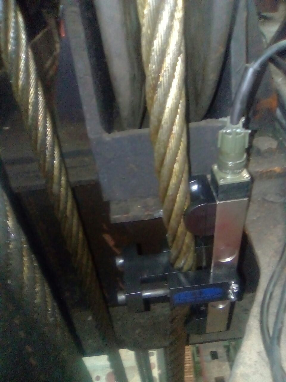 Rope Clamp Load Cell