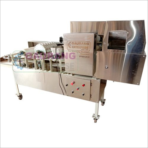 Fully Automatic Pani Puri Making Machine