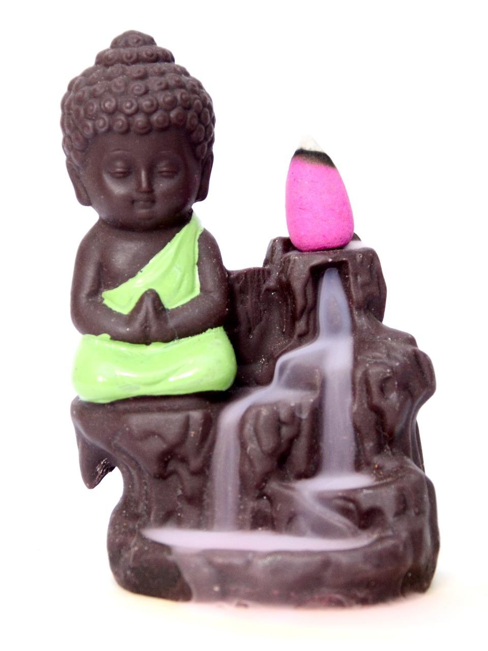 Designer Buddha Smoke Fountain