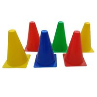 APG Marker Cones for Soccer Cricket Track and Field Sports (9-inch)