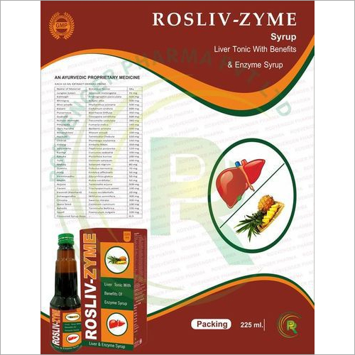 LIVER & ENZYME SYRUP