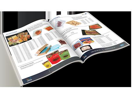 Custom Catalogue Printing Services