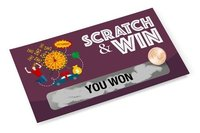 Scratch Cards Printing With Numbering