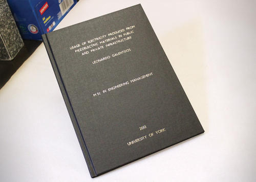 Books Printing And Binding Services