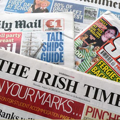 Newspaper Insert Printing Services
